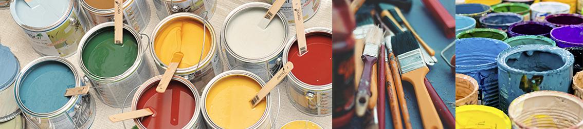 виды красок для снятия с пластика